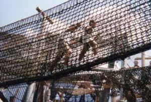 Amusement And Playground Cargo Climbing Nets 187 Challenge
